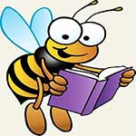 Bee Quiz Graphic