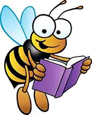 Logo for Wisconsin Pollinators Quizzes
