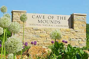Cave of the Mounds Park
