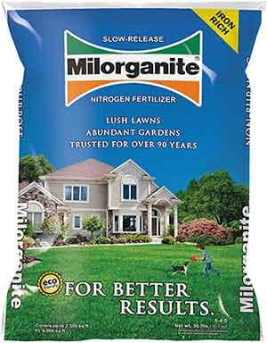 Milorganite Package